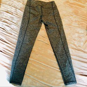 Victoria's Secret Sport gray leggings med yoga